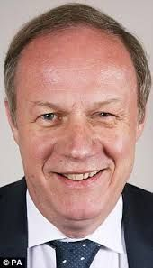 Damian Green - The Conservative Party - Ashford