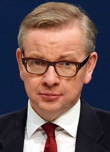 Michael Gove - The Conservative Party - Surrey Heath