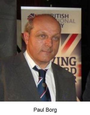 Paul Borg - BNP - South Basildon & East Thurrock
