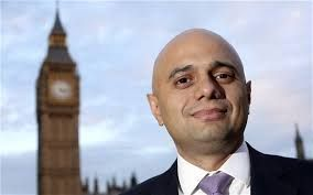 Sajid Javid - The Conservative Party - Bromsgrove