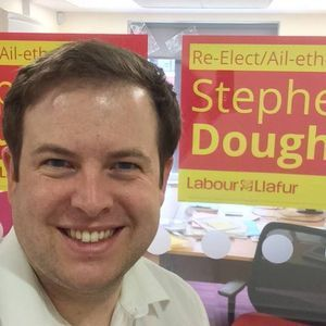 Stephen Doughty - The Labour Party - Cardiff South & Penarth