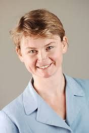 Yvette Cooper - The Labour Party - Normanton, Pontefract & Castleford
