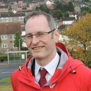 Alan Cowan - The Labour Party - Dundee West