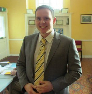 Alex White - Liberal Democrats - Central Devon