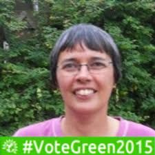 Alison Whalley - Green - Newcastle Upon Tyne North