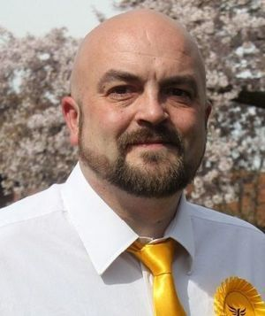 Barry Holliday - Liberal Democrats - Nottingham East