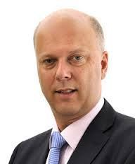 Chris Grayling - The Conservative Party - Epsom & Ewell