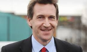 Dan Jarvis - The Labour Party - Barnsley Central