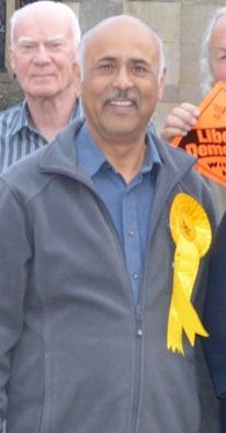 Harrish Bisnauthing - Liberal Democrats - Leicester South