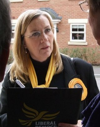 Jill Hope - Liberal Democrats - Northampton South