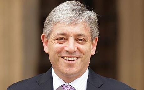 John Bercow - Speak - Buckingham