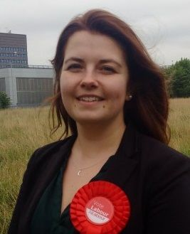 Kayte Block - The Labour Party - Basildon & Billericay