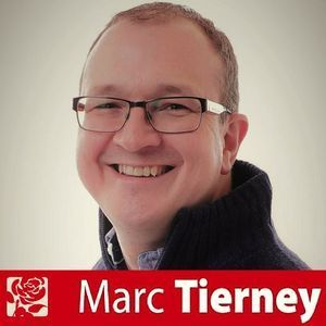 Marc Tierney - The Labour Party - Carmarthen West & South Pembrokeshire