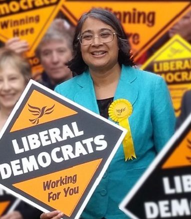 Marisha Ray - Liberal Democrats - Chipping Barnet