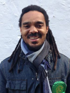 Rashid Nix - Green - Dulwich & West Norwood