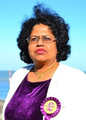 Rathy Alagaratnam - UKIP - Harrow West
