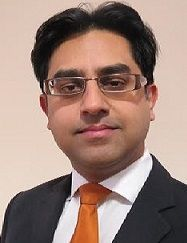 Reetendra Banerji - Liberal Democrats - South Basildon & East Thurrock