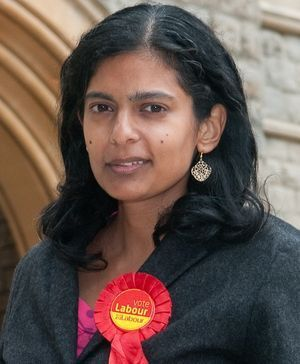 Rupa Huq - The Labour Party - Ealing Central & Acton