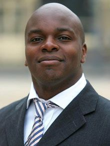 Shaun Bailey - The Conservative Party - Lewisham West & Penge