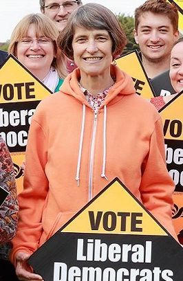Susan van de Ven - Liberal Democrats - South Cambridgeshire