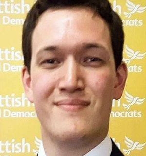 Tristan Gray - Liberal Democrats - Edinburgh East