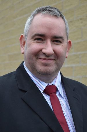Wayne Blackburn - The Labour Party - Pendle