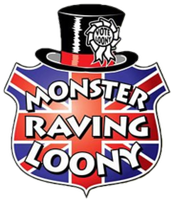 The Official Monster Raving Loony Party - Cheltenham